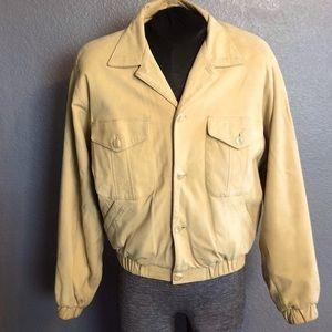 Vintage Michael Hoban North Beach Leather Jacket
